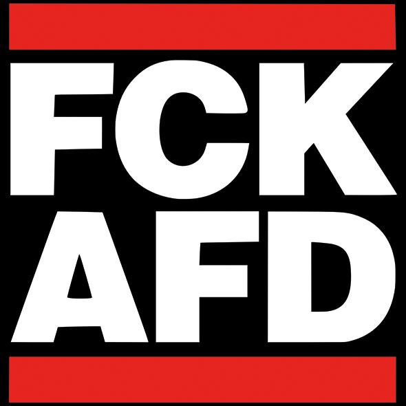 Fck Afd Sticker Pack 100 Stück